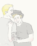 Fluffy Peterick by notbadrae