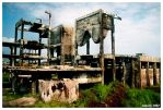 Chemical Plant Ruins by VictorAZZuRo
