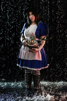 Pool of Tears- Alice Madness Returns Cosplay by LiryoVioleta