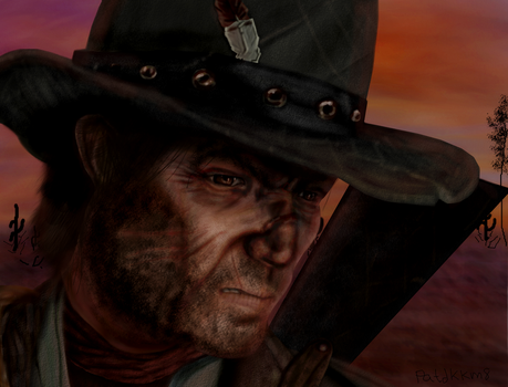 The Last Enemy That Shall Be Destroyed *Red Dead* by PatDKkm8