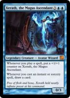 Xerath the Magus Ascendant by Swend