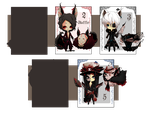 [CLOSED] Auction - Veiled 4 by Mint-Adoptables