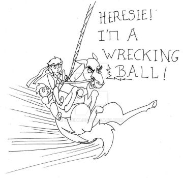 Wreckingball Aventures by Judiho