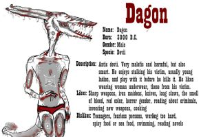 Dagon reference by Fairy-of-the-valley