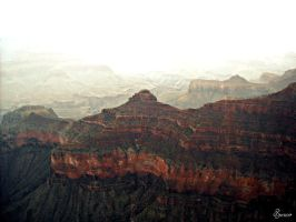 Grand Canyon 3 by SpencerMel