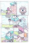WeNdY wOlF cOmIc. PaGe 30. by Virus-20