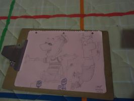 phineas y ferb skaters by napo1
