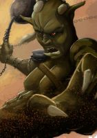 Orc by kweckduck