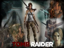 Tomb Raider by Alexis-Croft111