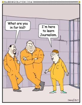 Prison Comic by Conservatoons