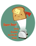 Super Toast by Nashiil
