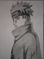 naruto pain by crowshot27