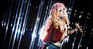 Sheryl Nome : The Reason Why You Fly by thebakasaru