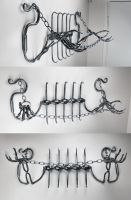 The Coat Rack of Death by Rajala