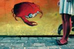 hello mr. crab by Yallume