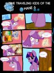 Time Traveling Kids of the Mane 6 Comic - Page 2 by Icytherabbit1