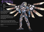 Frenzy Bio: The R.A.P.T.O.R. by BiscuitDude