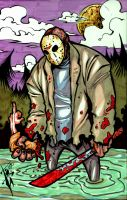 No respect for Jason by skulljammer