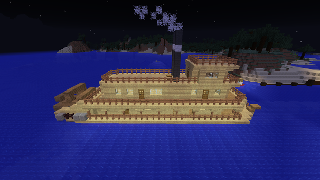 Riverboat build 2 by ColtCoyote