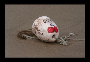 Beach Buoy by grumbleworts