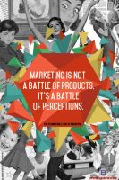 Marketing Illustrated Quotes by BipulDebNath