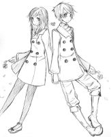 Couple by Fuko-chan