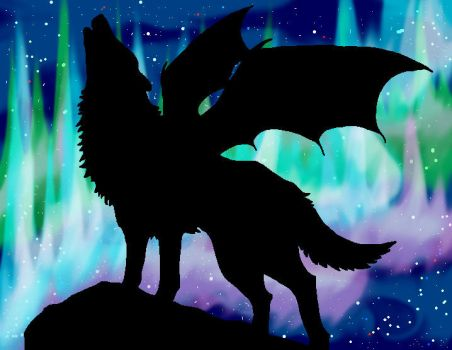 Howling to Lights by Rivereyes123