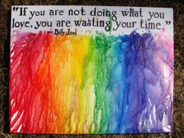 If You Are Not Doing What You Love... by jasminepereira