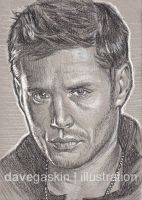 019/365 - Dean Winchester by BikerScout