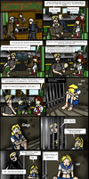 Resident Evil 5 Saga - 02 by Jacob-R-Goulden