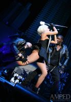 Lady Gaga by AmpedPhotography