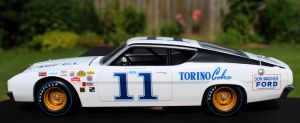 A.J. Foyt    Torino Cobra by boogster11