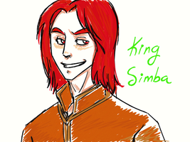 TLK King Simba Da Muro by Minos336