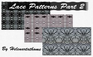 Lace2Patterns by Helenartathome