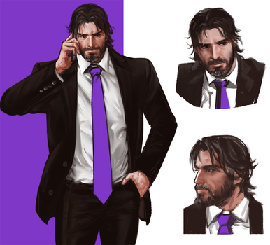 Suit guy 3. by yy6242