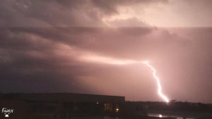 May 29th 2012 Severe Thunderstorm 2 by LordFrankeh