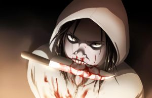 Jeff the killer by Mafer