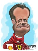 CARICATURE RUBINHO by alemarques21