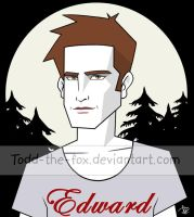 Edward Cullen by Todd-the-fox