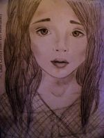 Little Cosette from Les Miserables by EPICMOoOSE1112