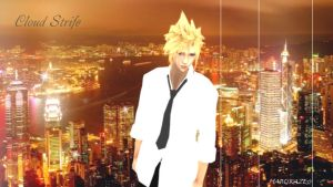 [MMD]Cloud Strife OutFit2(WIP) by HARUKAZE-Fair