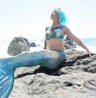 Mermaiding 1 by Mistress-Zelda