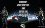 Battlefield 3 Russians Defence Poster by BillyM12345
