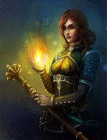 Triss by Tissia1229