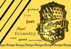 Hufflepuff background 1 by BlackRoseBandKitsune