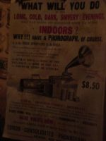 A Phonograph Of Course by itsayskeds