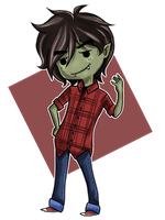 Marshall Lee by tonbo-kun