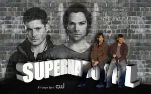 SPN 3D Widescreen by macfran