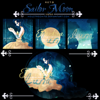 Reto Sailor Moon [Luna] by Mouztrozhita