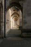 Winchester Cathedral by tsb-stock